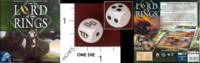 Dice : MINT31 FANTASY FLIGHT THE LORD OF THE RINGS 01