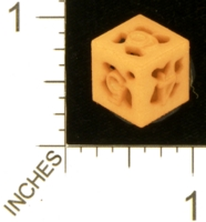 Dice : MINT27 SHAPEWAYS MANDALORIAN CUT OUT DIE 01