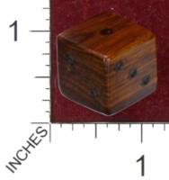 Dice : MINT36 GRYPHON DESIGN STUDIOS COCOBOLO