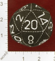 Dice : FOAM2 ELAUR MEDIUM SILVER 01