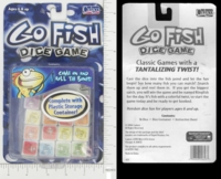 Dice : MINT15 CADACO GO FISH DICE GAME 01