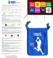 Dice : MINT46 POCKET SPORTS AUSSIE RULES FOOTY
