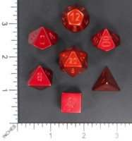 Dice : MINT52 CHESSEX FAUX METAL JACKET 01