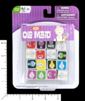 Dice : MINT54 IDEAL OLD MAID