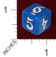 Dice : MINT38 UNKNOWN ORIENTAL FONT