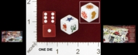 Dice : MINT25 PLEASANT CO THE AMERICAN GIRLS GAME 01