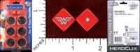 Dice : MINT48 WIZKIDS HEROCLIX WONDER WOMAN