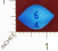 Dice : MINT24 SHAPEWAYS DIZINGOF WIZARDS D6 01