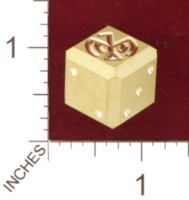 Dice : MINT21 ACE PRECISION BRASS THUNDERBIRD