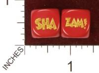 Dice : MINT35 CATMONKY SHAZAM