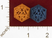 Dice : MINT22 SHAPEWAYS YOUKNOWWHO4EVA STANDARD SIZE D20 01
