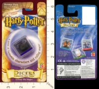 Dice : MINT21 MATTEL HARRY POTTER DICERS BLUDGER