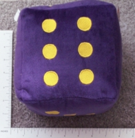 Dice : FOAM TOY VAULT 16