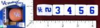 Dice : MINT46 MASTERPIECES SHAKE N SCORE UNIVERSITY OF KENTUCKY