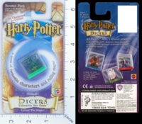 Dice : MINT17 MATTEL HARRY POTTER DICERS MANDRAKE 01
