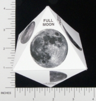 Dice : PAPER D08 MY DESIGN MOON PHASES 02