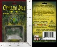 Dice : MINT22 STEVE JACKSON GAMES CTHULHU DICE 04