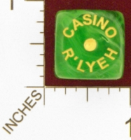 Dice : MINT24 DAGON INDUSTRIES CASINO R%27LYEH 01
