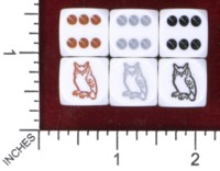 Dice : MINT45 KOPLOW HORNED OWL
