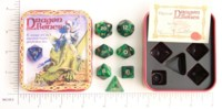 Dice : MINT2 EM4 DRAGON BONES GREEN